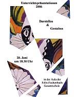 D&G-Präsentation 2006